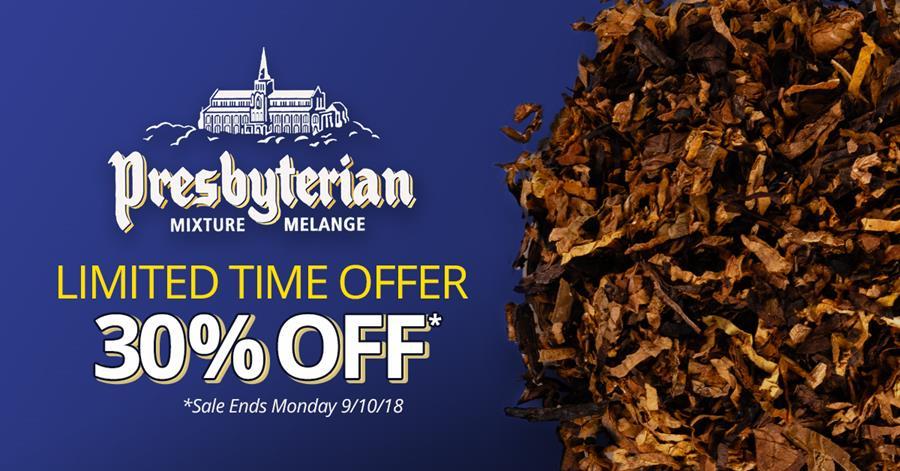 Presbyterian Pipe Tobacco - 50 g