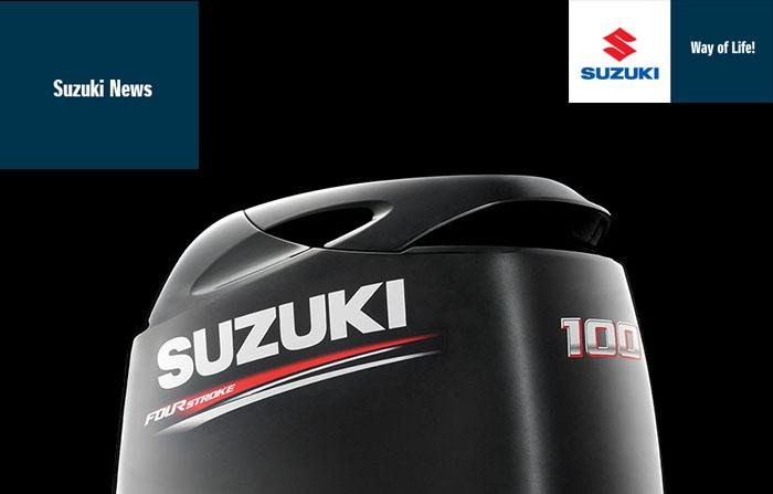Suzuki DF175AP Outboard Photoshoot
