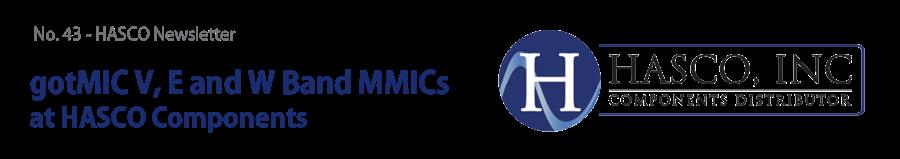 HASCO Components - gotMIC MMICs