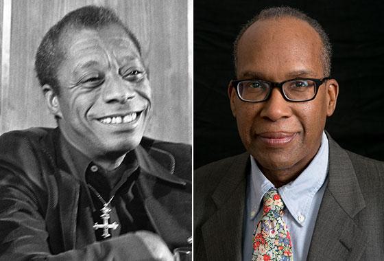 James Baldwin and Daryl Pinckney