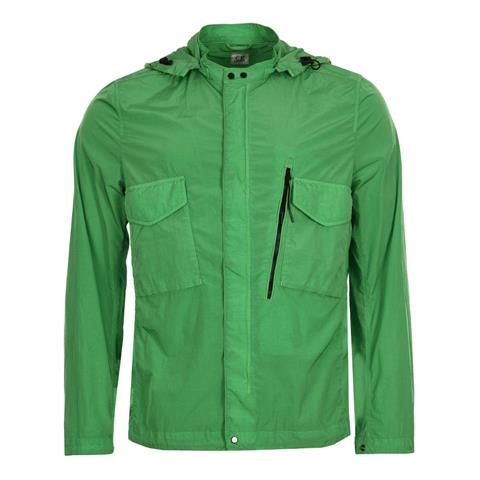 CP Company Goggle Overshirt Classic Green