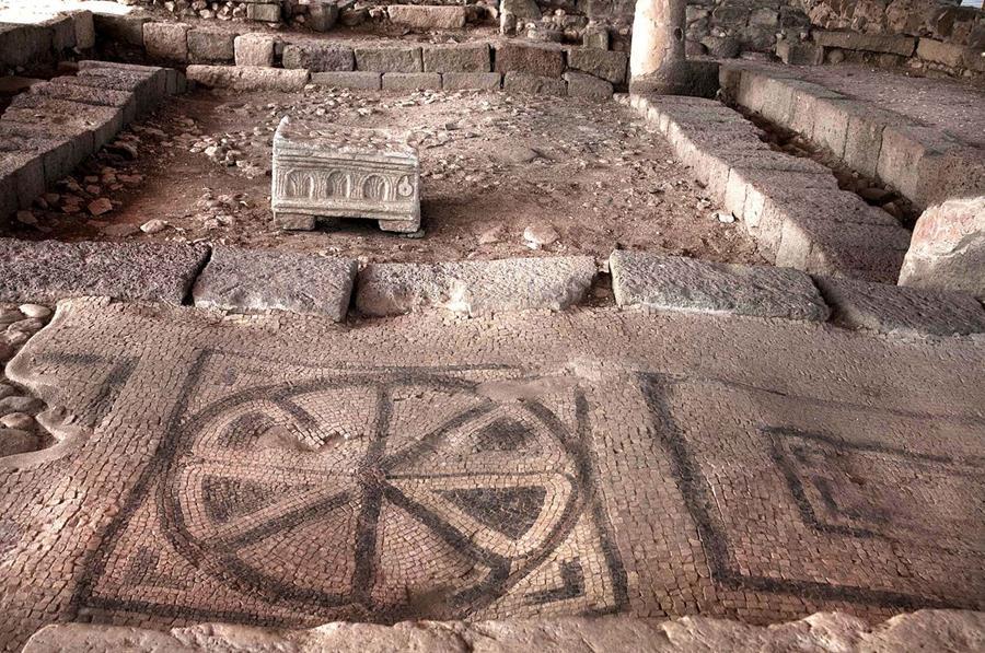Israel Magdala Christian Tours