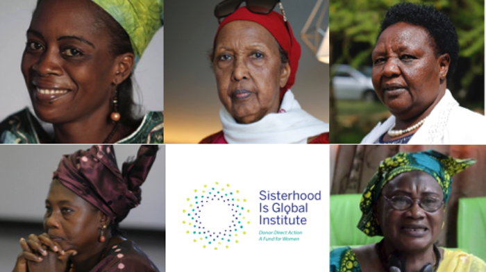 Grantees of Donor Direct Action's Fund to End FGM