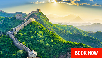 Great Wall of China and Ming Tombs Day Tour from Beijing