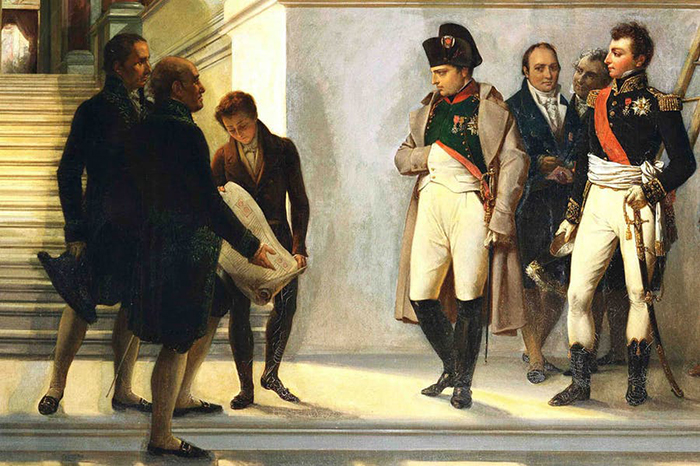 What did Napoleon really want from his architects?