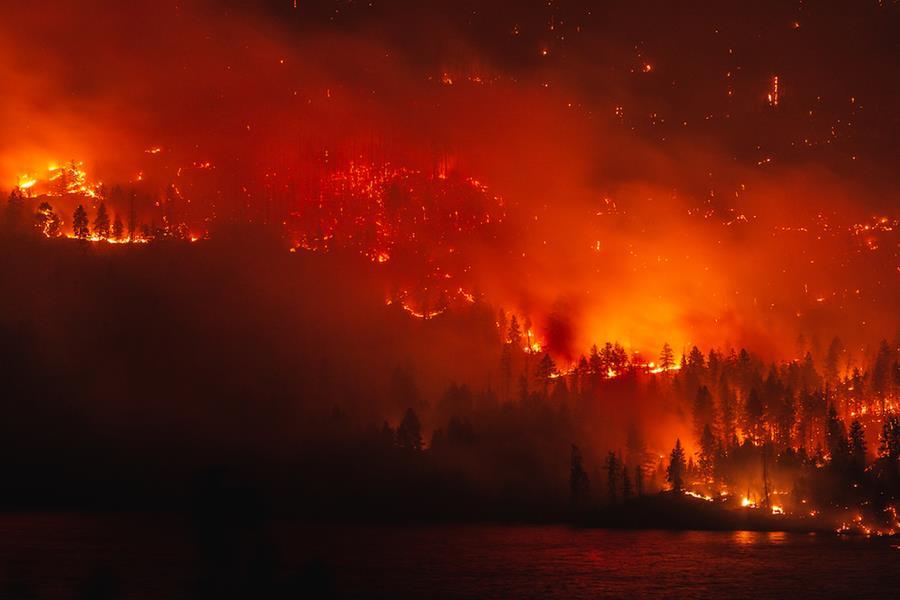 Istock wildfire photo