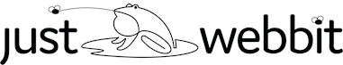 Just Webbit logo