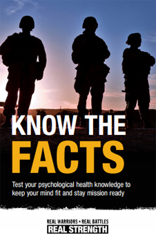 Know the Facts Booklet