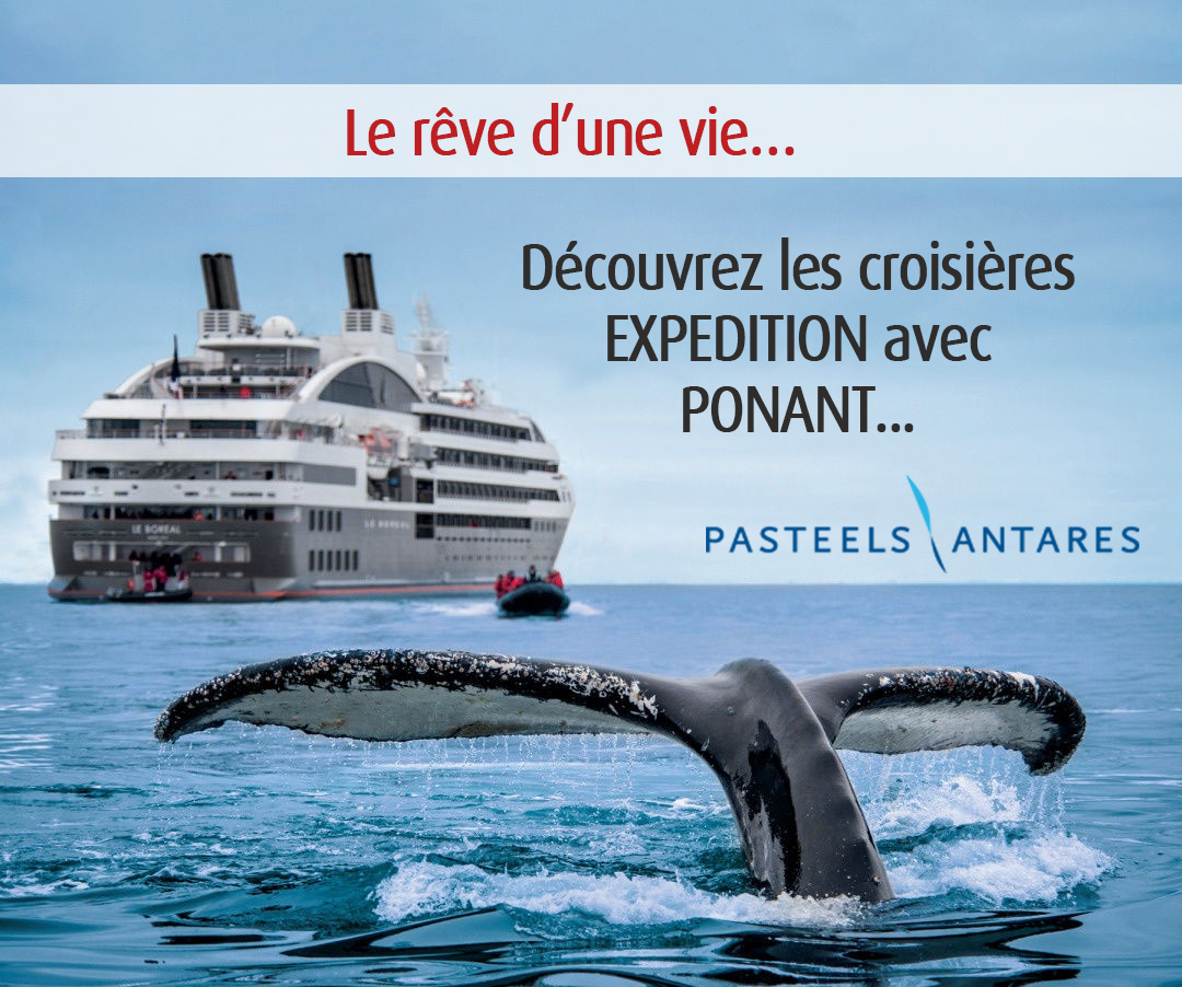 L''EXPEDITION signée Ponant