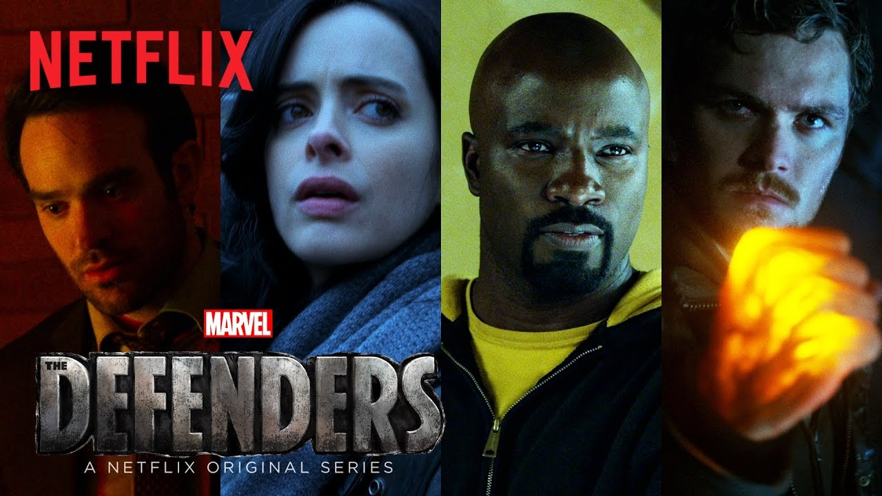 Watch Marvel's The Defenders on Rabbit!