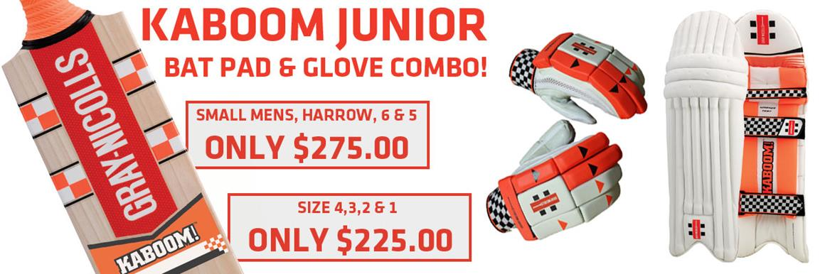 Kaboom Junior Combo! - CLICK HERE!!
