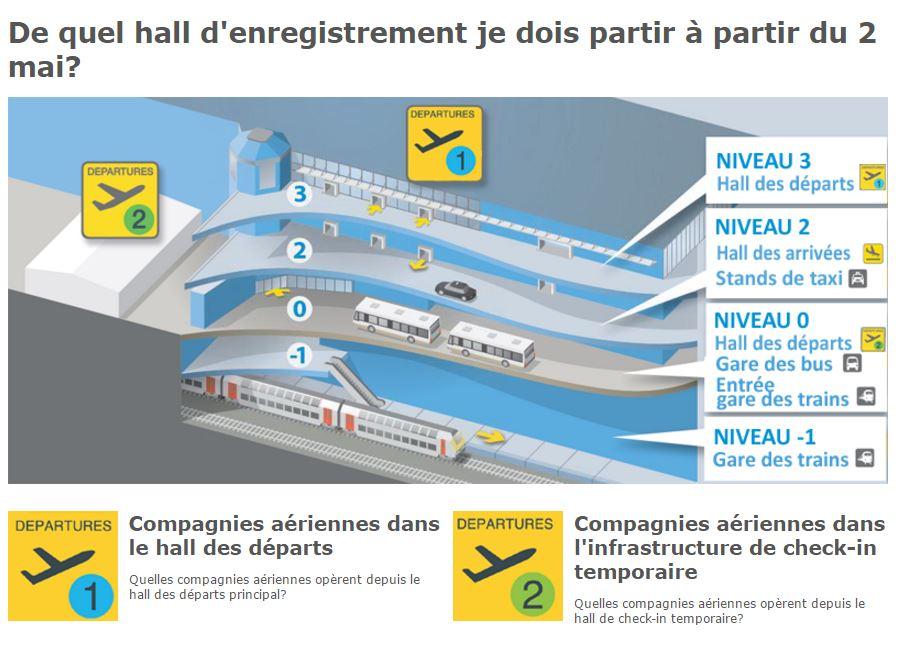 """""""Hall des départs à Bruxelles"""""""