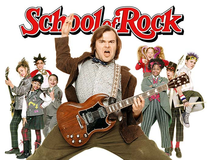 Watch School of Rock on Rabbit!
