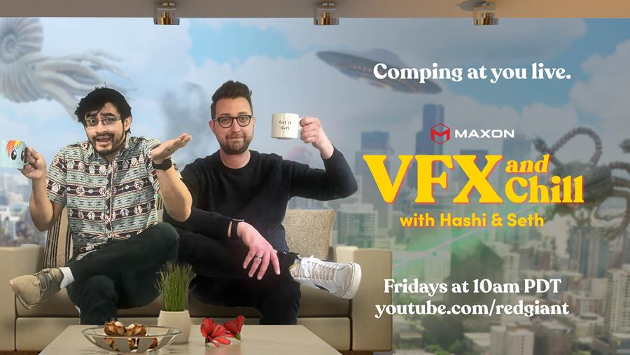 VFX and                               Chill