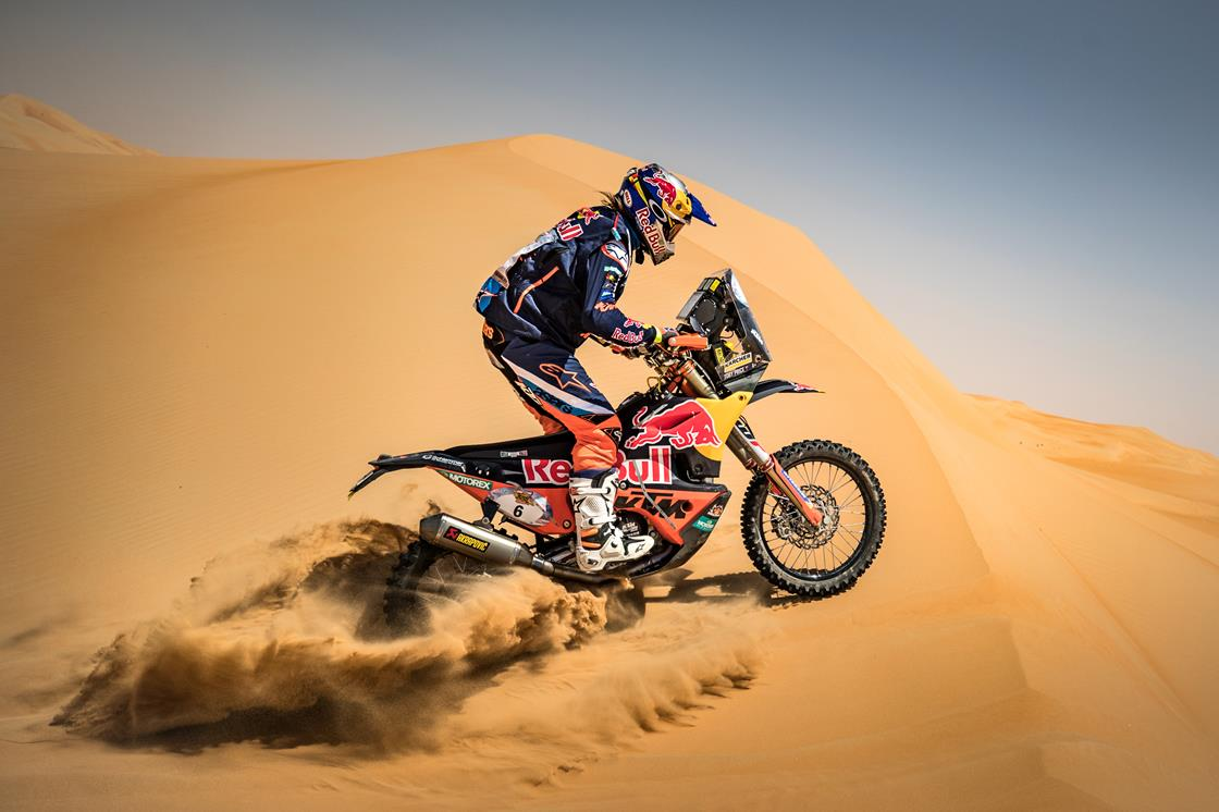 Strong results in South America for KTM at the Atacama Rally