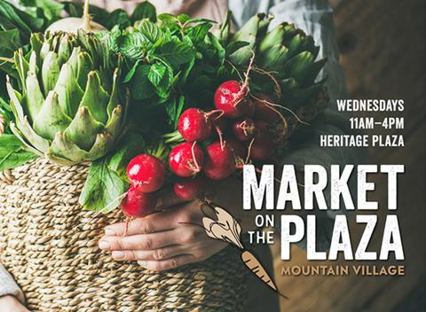 AUGUST 4 |�Market on the Plaza