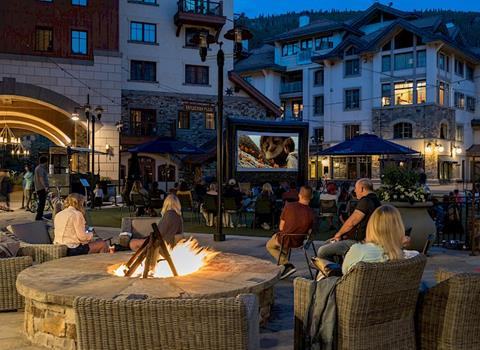 AUGUST 14 |�Movies Under the Stars: