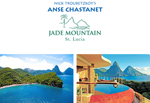 Yin and Yang: A Summer Romance at Anse Chastanet and Jade Mountain, St. Lucia