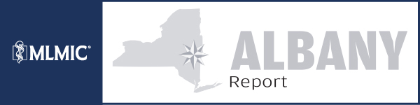 MLMIC(R). Albany Report.