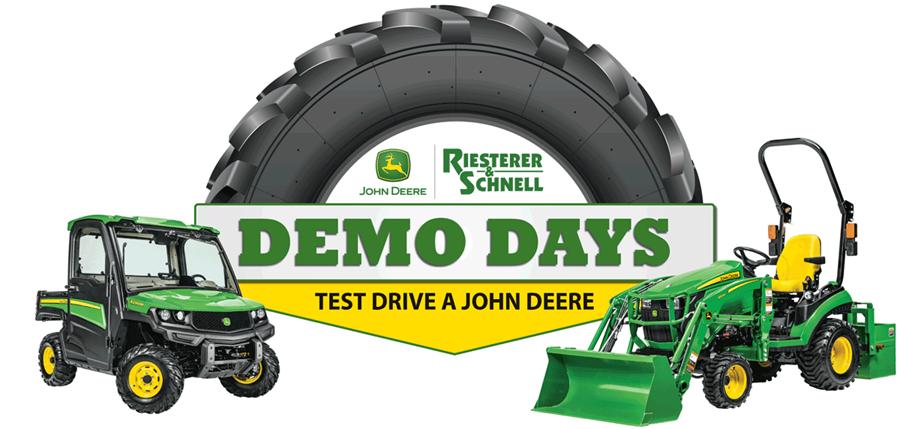 Drive Green April 11th - April 13th