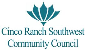 Mycincoranch.com The official website publication of Cinco Ranch II eBlast Notification
