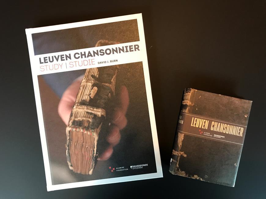 Leuven Chansonnier. Facsimile & Study / Studie