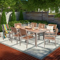 Save up to 40% on patio furniture + save an extra 10% with code PATIO10, valid 5/11-5/12