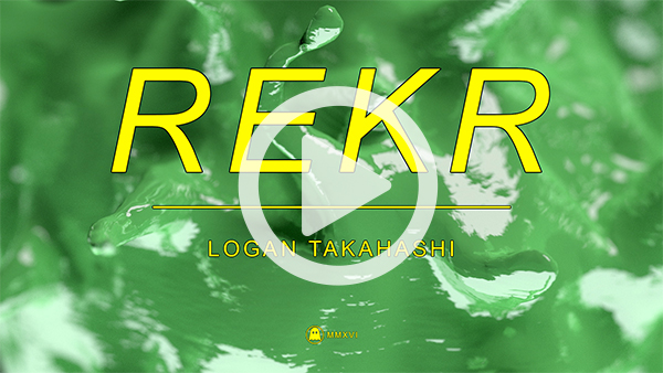 "Logan Takahashi Releases Theo Anthony Directed Video For ""Rekr""; NoGeo LP Out Now"
