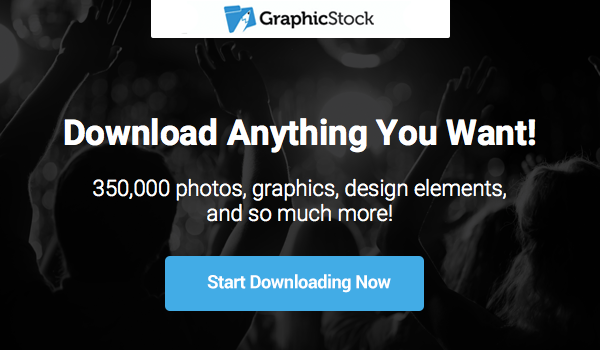 Download anything you want from GraphicStock!