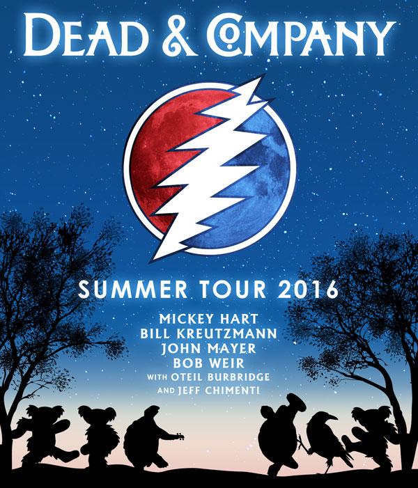 Dead & Company 2016 Tour