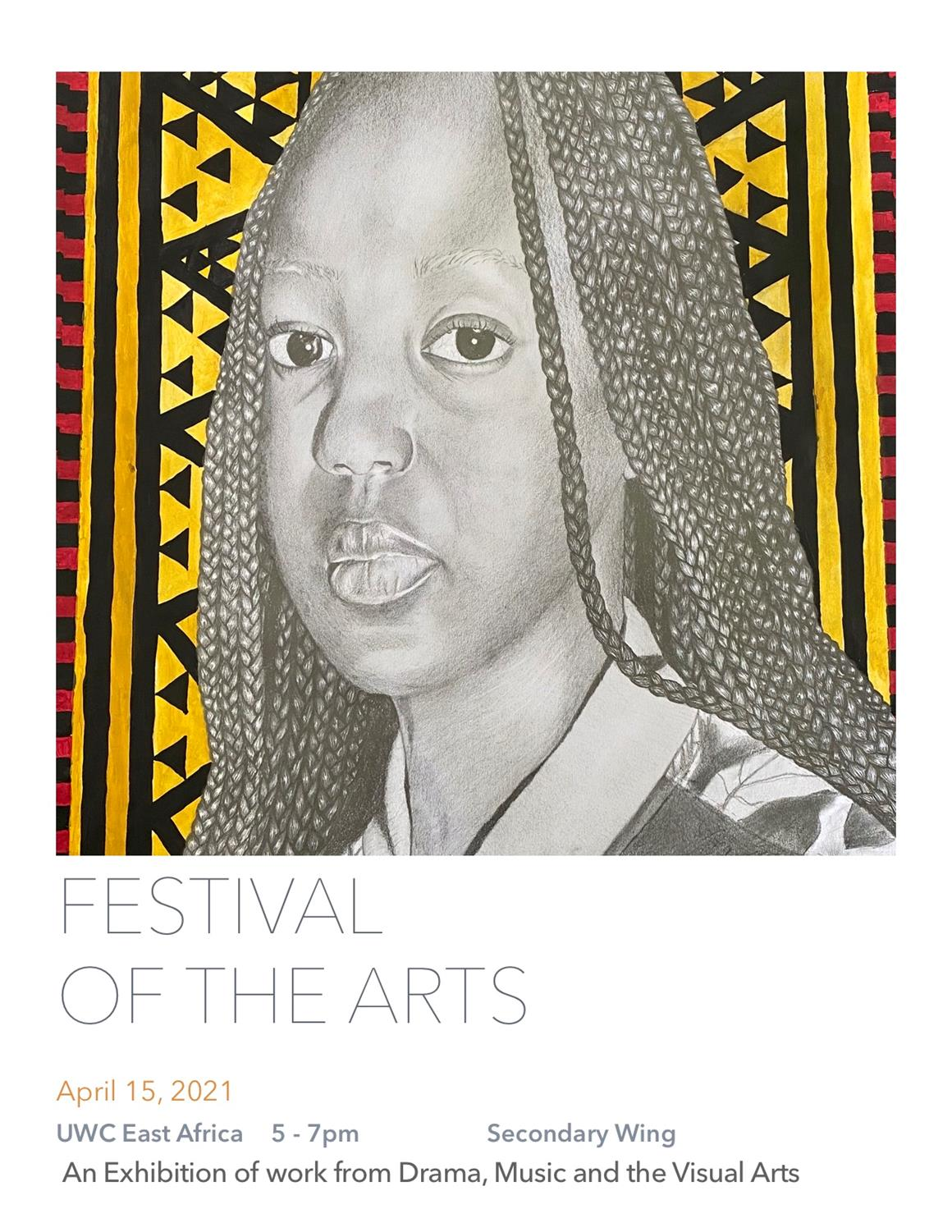 Festival of the Arts Arusha Campus Thursday April 15th 2021