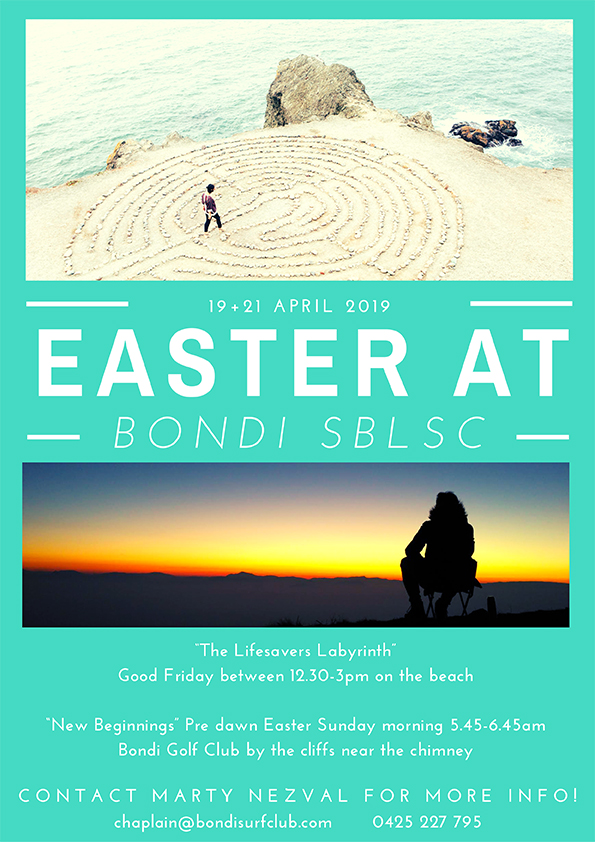 Easter gatherings at the Club on Friday and Sunday