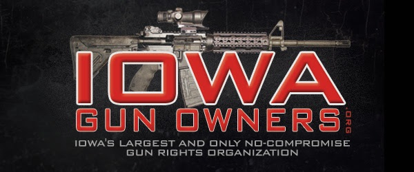 Iowa Gun Owners Header