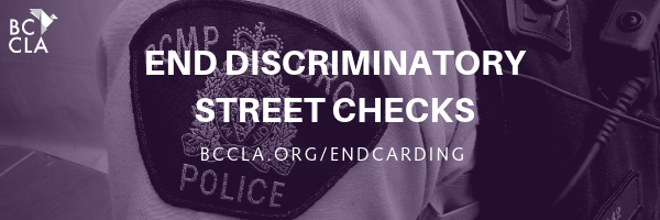 End discriminatory Police Checks