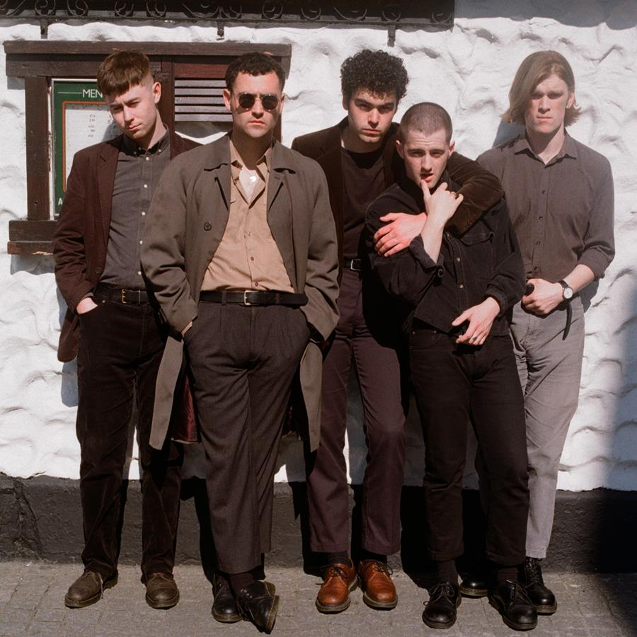 Silverbacks press shot Just In The Band