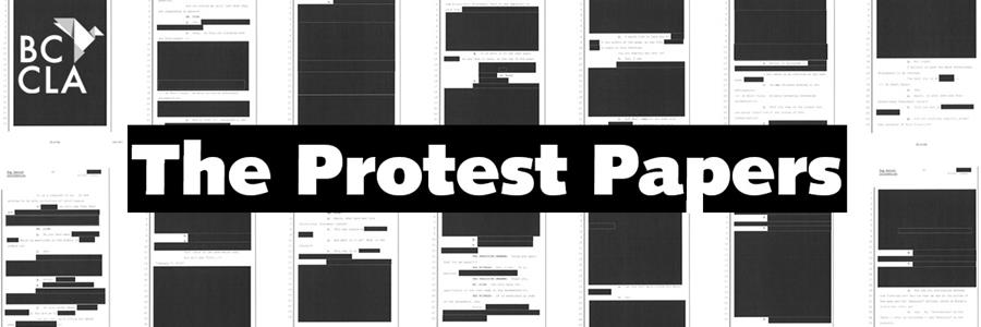 The Protest Papers