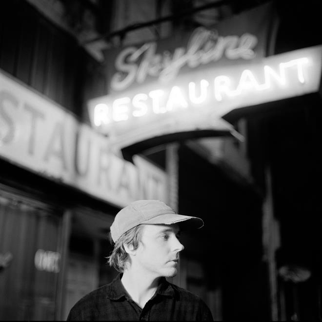The Neon Skyline press shot of Andy Shauf