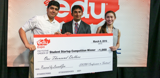 Apply Now for the Student Startup Competition »